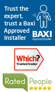Poulton Plumbing & Heating are Baxi Approved and rated 5 stars on Rated People.